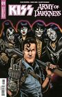 Kiss / Army of Darkness #1 (of 5) FC 32 pgs Variant Covers
