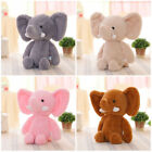 Lovely Elephant Stuffed Animals Kids Baby Soft Plush Toy X-mas Gift Doll C