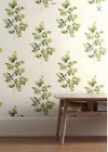 Next green country sprig wallpaper RRP £30 (BRAND NEW)