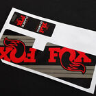 FOX float x2 rear shock sticker for MTB DH bike bicycle race cycling dirt decals