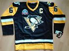 Brand New Mario Lemieux Pittsburgh Penguins NHL Heroes Of Hockey Jersey