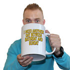 Funny Mugs - I Need Another Day - Work Job Humour Gift Present GIANT NOVELTY MUG