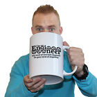 Funny Mugs - Engineer Sarcasm - Christmas gift Pun GIANT NOVELTY MUG