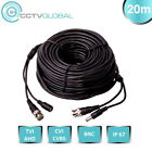 20M CCTV Ready Made Cable for analogue cameras
