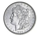AU/Unc - High Grade 1890 Morgan Silver Dollar *133
