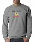 Gildan Long Sleeve T-shirt USA State Seal Vermont Home State