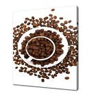 COFFEE BEANS CANVAS PRINT PICTURE WALL ART FREE UK DELIVERY HOME DECOR