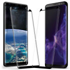 Poetic For Galaxy Note 8/S8/S8 Plus/S9/S9 Plus Tempered Glass Screen Protector