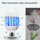 15W LED Mosquito Killer Lamp Light bulb Birdcage Anti-Mosquito Electric 110/220v