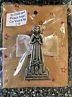 *NEW Guardian Angel Visor Clip Watch Over Protect Driver Christian Car Drive