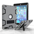 Kids Armor Shockproof Heavy Duty Silicon Protective Cover Case for iPad 2 3 4