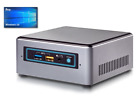 Mini PC Intel NUC8.Gen - Intel Core i3 8109U - Win 10 -ab 4GB RAM / ab 128GB SSD