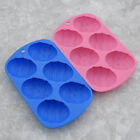 Внешний вид - Silicone Easter Egg Mold Mould for Candy Chocolate Cake Soap DIY Oval New Crafts
