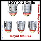 Genuine IJoy Captain X3 Coils - 3 Coils/pack :::Same Day Postage  RM 24 :::