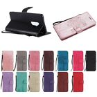 Smart Case PU Leather magnet Cover Wallet Pouch for Sony Xperia Phones 47 J