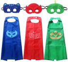 SELECT PJ Masks Birthday Party COSTUME Balloons Banner Latex cupcake topper MASK
