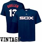 Chicago White Sox Ozzie Guillen 1983 Throwback T Shirt on Ebay