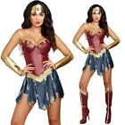 NewSexy Gal Gadot Wonder Woman Costume Party Cosplay Dress Halloween in Stock