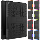 Shockproof Stand Matte Rubber Bumper Case For Amazon Kindle Fire HD 8 6th Gen