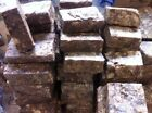 Внешний вид - RAW ORGANIC AFRICAN BLACK SOAP GHANA UNREFINED GRADE A