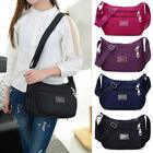 US Women Tote Messenger Cross Body Handbag Ladies Hobo Bag Shoulder Bag BD