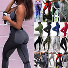 Womens Sports YOGA Workout Slim Fitness Leggings Pants Jumps