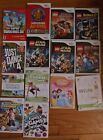 Nintendo Wii Games - Mario Sonic Smash Bros LEGO Wii Sports Play Fit You Choose