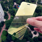 USA Mirror Tempered Glass Film Screen Protector For iPhone X Ten 6 6S 7 8 Plus