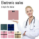 electronic weigher - Household Glass Electronic Digital KG Personal Square Scale Health Weigher 180KG