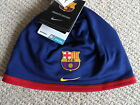 BARCELONA NIKE BEANIE DRI-FIT football running soccer calcio TAGS hat Reverse