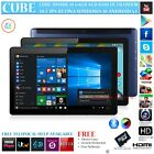 CUBE iWORK 10 64GB WITH 4G LTE MODEM DUAL OS WINDOWS 10 ANDROID 5.1 TABLET PC <br/> ENGLISH FIRMWARE, SLEEVE CASE, SCREEN GUARD