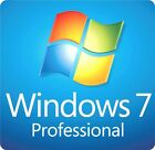 Windows 7 PRO / HOME 32  64 bit 100% Genuine Activation Key INSTANT DELIVERY!!