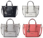 Delaney 4G Logo Small Mini Tote Handbags With Crossbody Strap 4 Colors Bags NWT