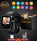 newest bluetooth - Newest Bluetooth Smart WatchPhone X6 Wristwatch Fo Android With Camera Gift