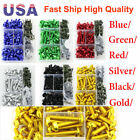 US Anodized Motorcycle Fairing Bolts Screws for Kit for Honda CBR 600 F4i 01-02 $21.98 USD on eBay