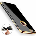 Electroplating Soft TPU Protective Back Case Cover for Apple iPhone 8 8 Plus
