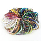 Bulk Stretchy Stone Bracelets Assorted Natural Gemstone 6mm Beads Healing Reiki