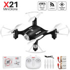 Mini RC Drone Quadcopter Syma X21 2.4G Hover Headless Mode 4CH One Key Take Off