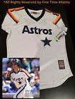 NEW Craig Biggio Houston Astros Men's 1982-1993 HOME Retro Jersey Bregman Altuve on Ebay