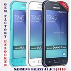 "Samsung Galaxy J1 Ace J110H J111F Android 5MP 4GB LTE 4.3"" HD Unlocked GSM Phone"