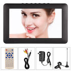 "12"" Portable 16:9 Digital HD 1080P TV Video Player TFT-LED ATSC USB/AV/TF/HDMI"
