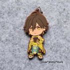 Fate / Grand Order Anime Rubber Strap Keychain Charm E to J & K to M KUJI Ver