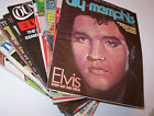 13 Vintage 1977 1978 1981 Elvis Presley Tribute Magazines!! Elvis is Alive!