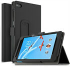For Lenovo Tab 7.0 Essential TB-7304F Folding Stand Leather Business Case Cover