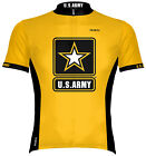 Primal Wear U.S. Army Cycling Jersey Men's Short Sleeve Military with Socks