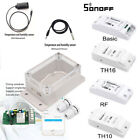 Sonoff Pow/TH10A/16A/Dual Smart Home WiFi Wireless Switch For Apple Android APP