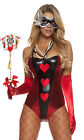 Hearts On Fire Sexy Costume by Forplay