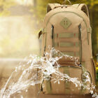 50L Military Hiking Camping Backpack Outdoor Tactical Climbing Rucksack Travel
