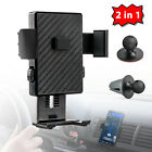 360° Car Air Vent Mount Holder Cradle Stand Universal for iPhone X Samsung S9 S8