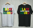 Black Uhuru Jamaican Reggae Band Black White T-shirt Shirts Tee S-2XL